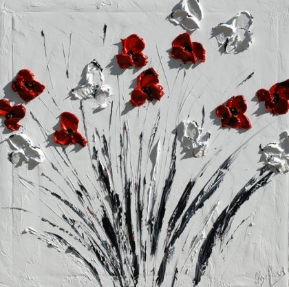 Coquelicots sauvages II